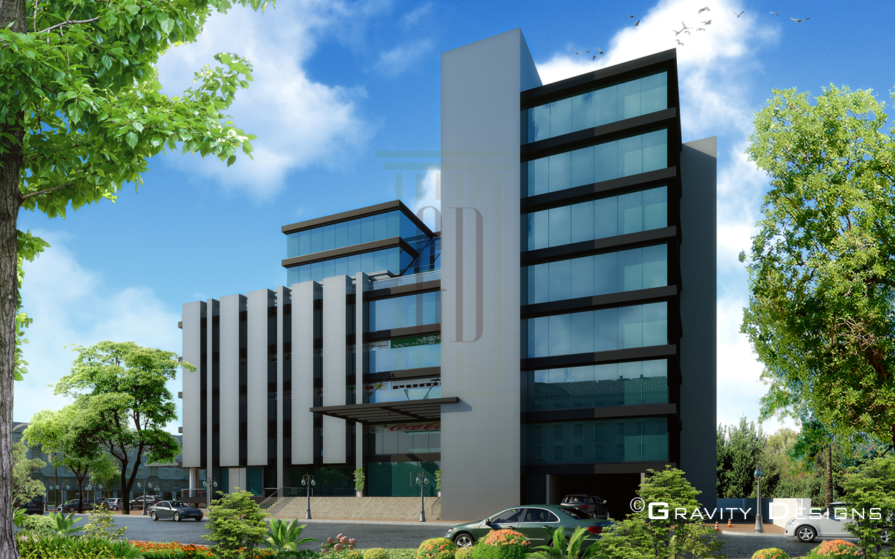 commercial exterior designs gravity design