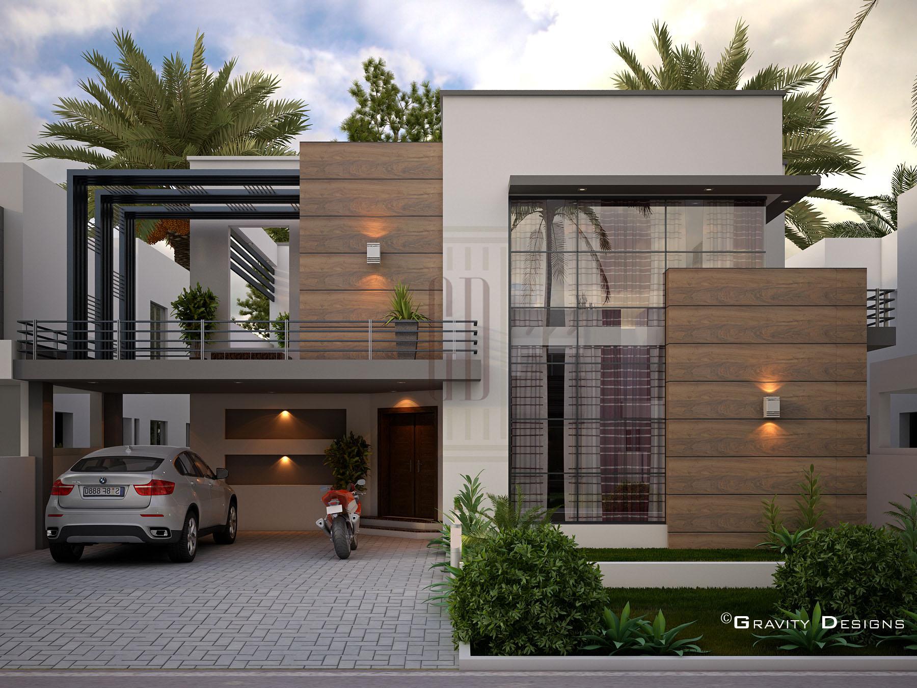 Residential Exterior Designs Gravity Design - Exterior-designs
