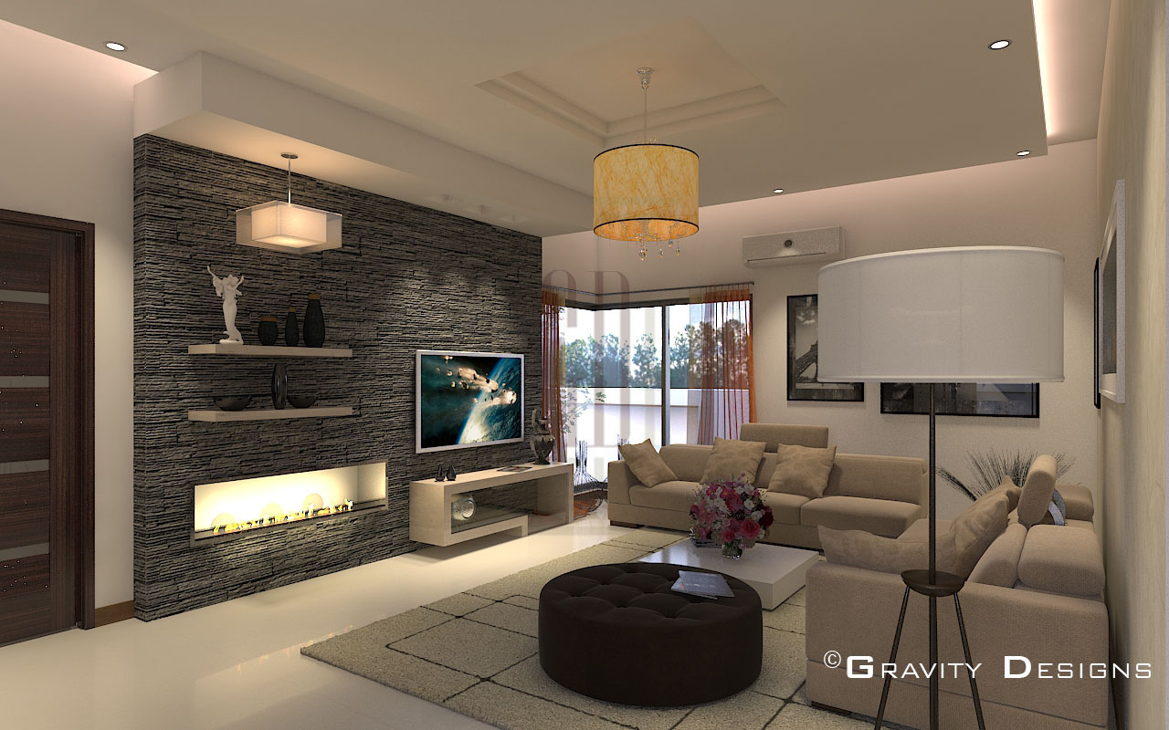 Residential interior designs gravity design for Residential interior designing services